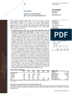 North America Equity Research