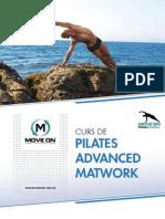 3016 p80 Pilates Matwork Advanced RO