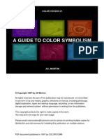 A Guide to Color Symbolism Jill Morton