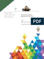 2º ESO_Ciencias Sociales, Geografía e Historia Programación