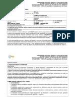Syllabus Propiedades y Contaminacion Del Suelo 2015 1 Version Noviembre 08