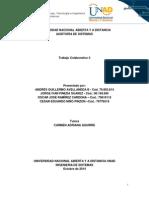 Colaborativo 2 Auditoria de Sistemas