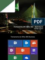 Treinamento Office365 - Assinaturas NEWINC