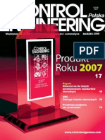 Control Engineering Marzec 2008
