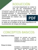 definiciones de seguridad e higiene industrial