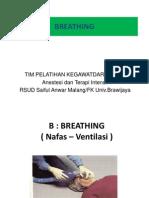 Kegawatdaruratan Breathing