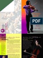ECYS 2011-2012 Season Brochure