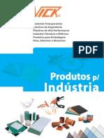 Guia de Produtos  para a Industria