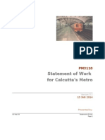 Unit 3 Assignment 1_Simulation_Case Study_5.1 Calcutta Metro