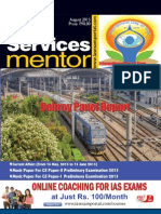 Civil Services Mentor July August 2015 Www.iasexamportal.com
