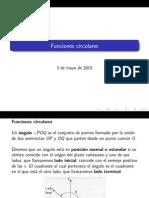 Funciones Circulares IMU T2