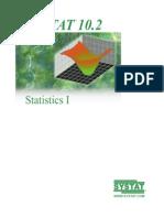 Statistics I