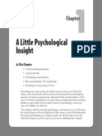 The Complete Idiot's Guide to Psychology