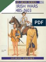 Osprey - Men-At-Arms 256 - The Irish Wars 1485-1603