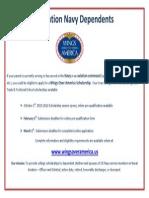 2015-2016 WOASF HS Informational Flyer