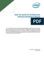 64 Ia 32 Architectures Software Developer Vol 1 Manual