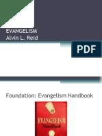 Evangelism Course