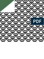 Depositphotos 9522353 Seamless Pattern. Fish Scale Motif.