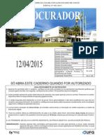 Prova Procurador.assembleia legislativa Goiáspdf