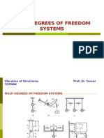 2-Multi Degrees of Freedom Systems