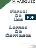Manual Uso Lentes de Contacto