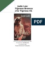 Jade Lee - Tigresa - A Tigresa Branca (Rev. PRT)