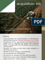 2015 Land Amendment Bill of India