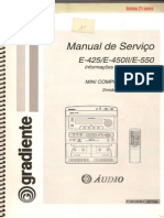 Gradiente E425-450-E550