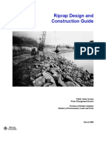 Riprap Construction Guide
