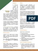Brochure EPACA