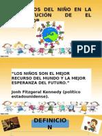 Derechos Del Niño.
