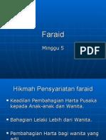 Faraidh Dalam ISlam