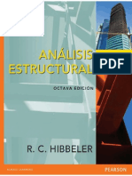 Análisis Estructural - R. C. Hibbeler (8va Edición)