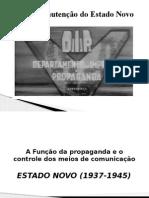 A Função Da Propaganda e o Controle Dos.pptx SLIDE