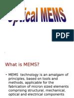 Optical MEMS