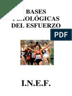 Bases Fisiologicas Del Esfuerzo