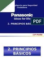 PRINCIPIOS BÁSICOS DE VIDEOVIGILANCIA