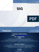 SIG - Aula Inaugural Portal