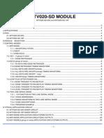 WTV020 SD Manual