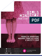 Girls Ministry from Start to Finish Preview