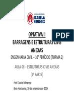 Barragens Civil T2 AULA 08