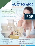 01 Lacticinios Enero Marzo (Revista Canilec)