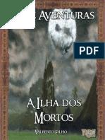 Série Aventuras - A Ilha dos Mortos