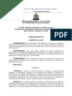 Ley Mediante El Cual Se Crea El Fondo de Apoyo a La Policia (Actualizada-07)