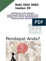 Soalan 20