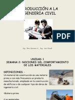 2014-1 SEMANA 2A - MATERIALES CARACTERÍSTICAS.pptx