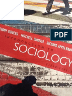 Mitchell Duneier, Richard Appelbaum Anthony Giddens Introduction to Sociology 6th Edition Sixth Edition