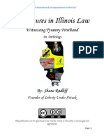 Anthology - Adventures in Illinois Law
