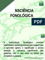 6 Consciência Fonológica