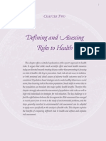 defining and assessing risks to health.pdf